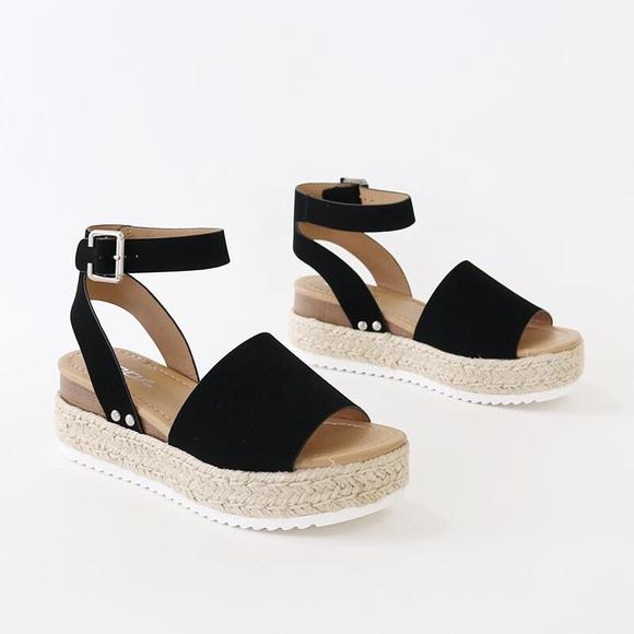 d9e031f40d6 topic black ankle strap flatform sandal espadrille